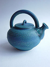 Tea Pot, George Gledhill