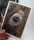 OMEGA Seamaster CHRONOSTOP Post Card 1969
