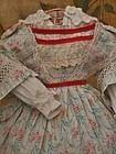 Marvelous French Enfantin Poupee Costume