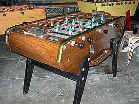 Vintage French Petoit Concord Foosball Table Model 250