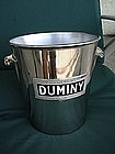 Vintage French Champagne Ice Bucket Duminy