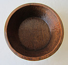 Philippines Wooden Large Bowl