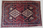 Antique Persian Afshar Hand Knotted Rug