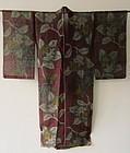 Japanese Hitoe Kimono