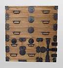 Japanese Antique Small Kiri Tansu