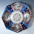 Japanese Antique Color Imari Bowl