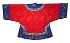 Antique Chinese Silk Robe