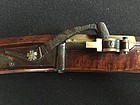 Antique Japanese Samurai Matchlock Rifle