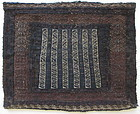 Antique Small Persian Tribal Chanteh